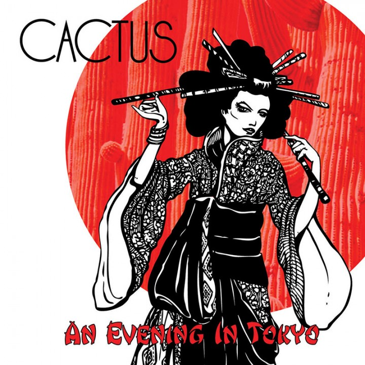 Cactus - An Evening In Tokyo (CD)