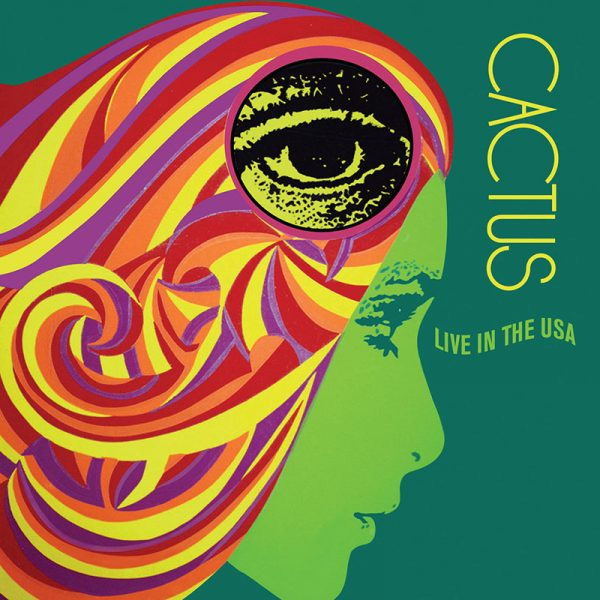 Cactus - Live In The U.S.A. (CD)