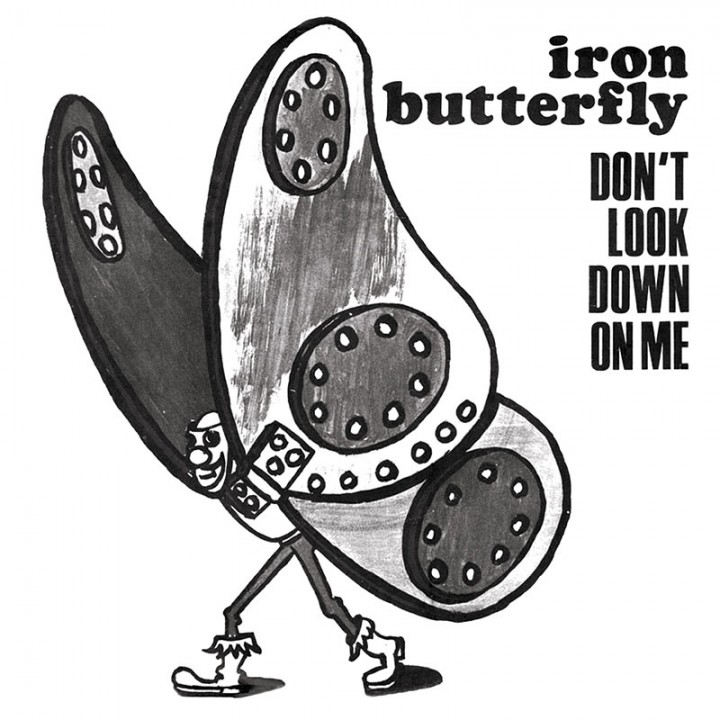 "Iron Butterfly - Don't Look Down On Me (7"" LP)"