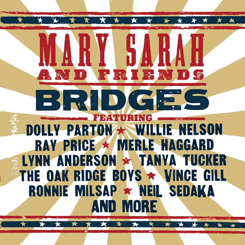 Mary Sarah - Bridges (CD)