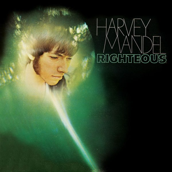 Harvey Mandel - Righteous (LP)