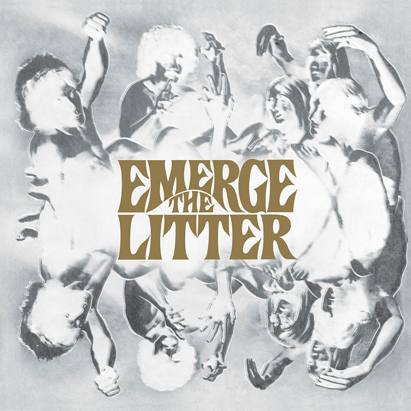 The Litter - Emerge (LP)