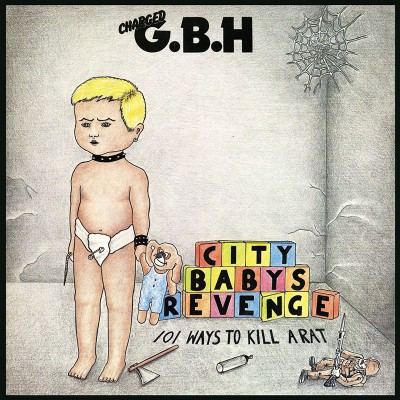 G.B.H. City Baby's Revenge - (Limited Edition Yellow LP)