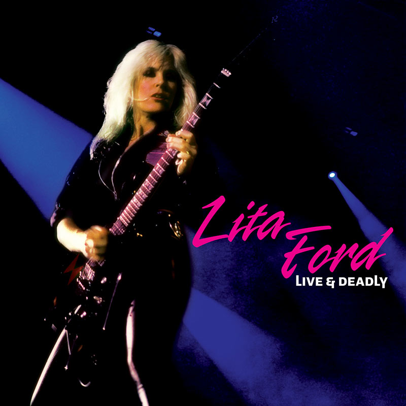 Lita Ford - Live & Deadly (CD)