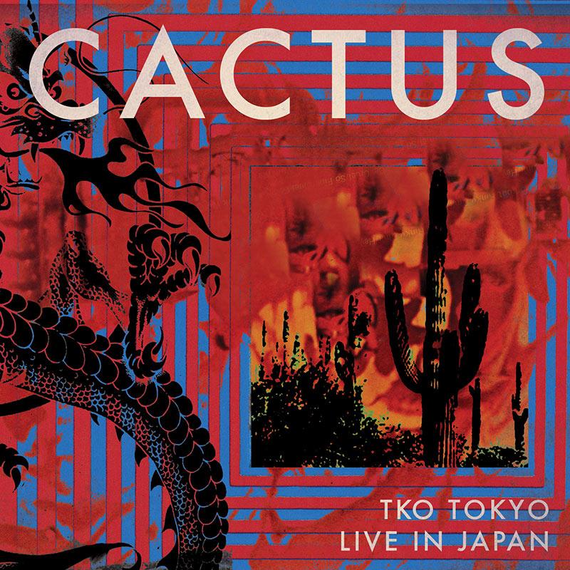 Cactus - TKO Tokyo - Live In Japan (2CD+DVD)