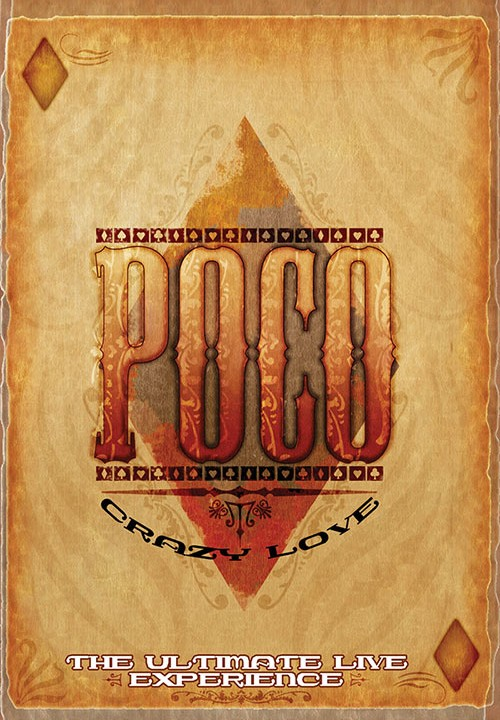 Poco - Crazy Love - The Ultimate Live Experience (DVD)