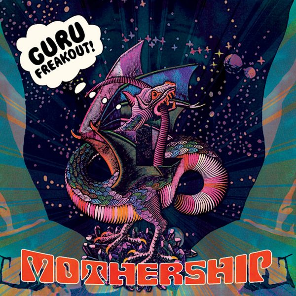 Guru Freakout - Mothership (CD)