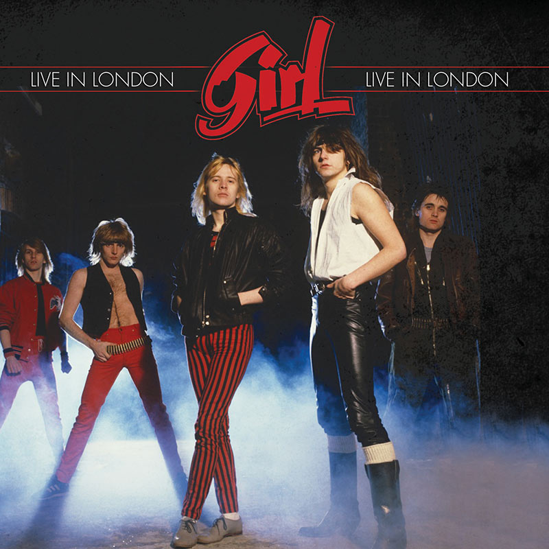 Girl - Live In London - February 26, 1980 (CD)