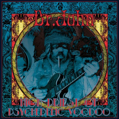 Dr. John - High Priest Of Psychedelic Voodoo (Limited Edition LP Box)