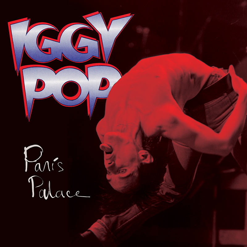 Iggy Pop - Paris Palace (LP)