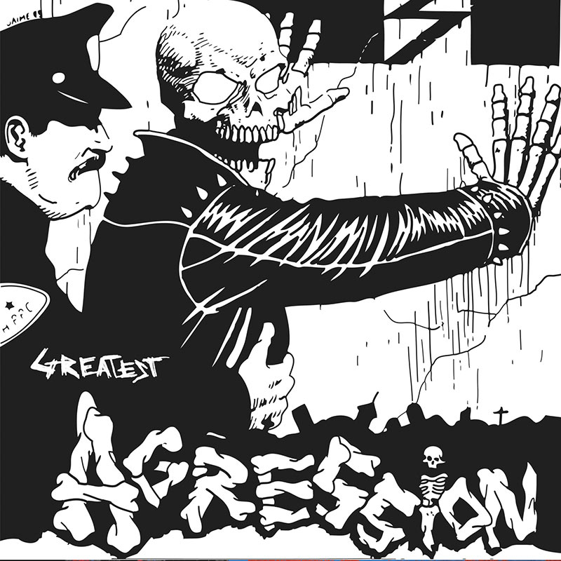 Agression - Greatest (LP)
