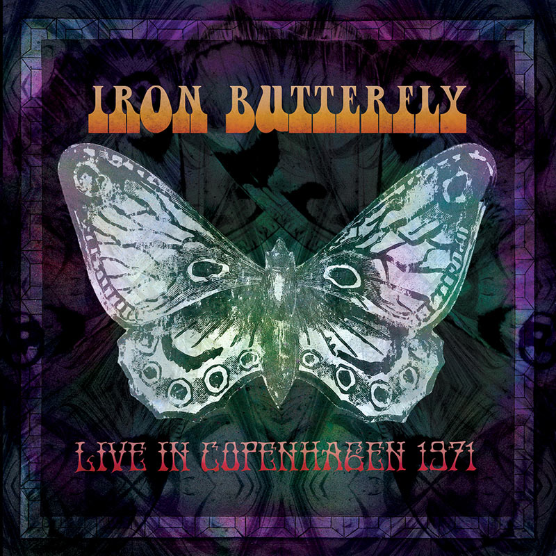 Iron butterfly live performance amateur recording