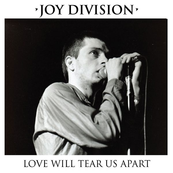 "Joy Division - Love Will Tear Us Apart (Limtied Edition Gray 7"" LP)"