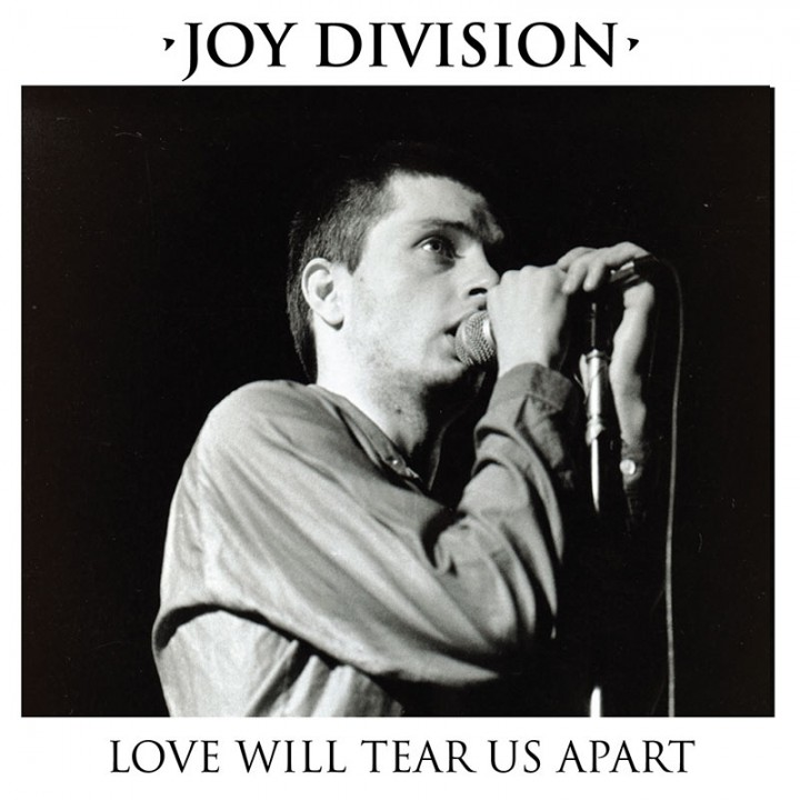 "Joy Division - Love Will Tear Us Apart (Limtied Edition Gray 7"" LP)"