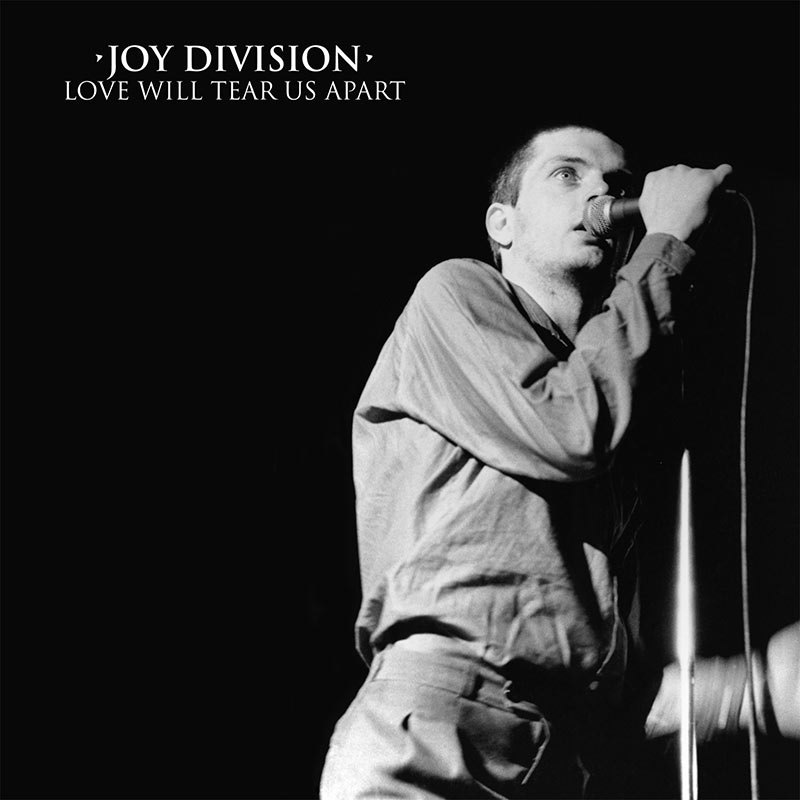 Joy Division - Love Will Tear Us Apart (LP)