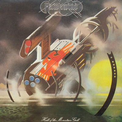 Hawkwind - Hall of Moutain Grill (Imported 2LP)