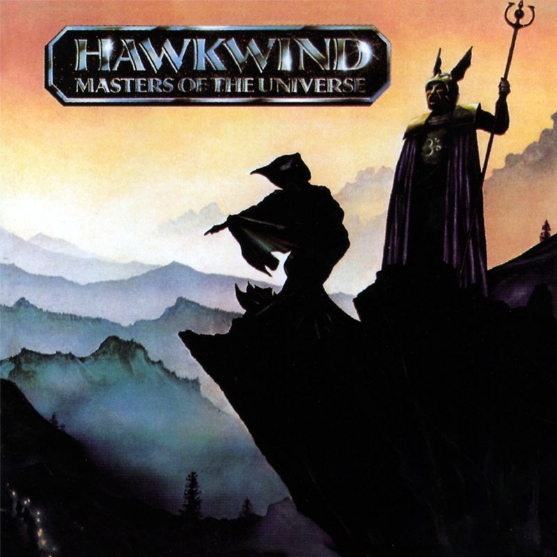 Hawkwind - Masters of the Universe (Imported LP)