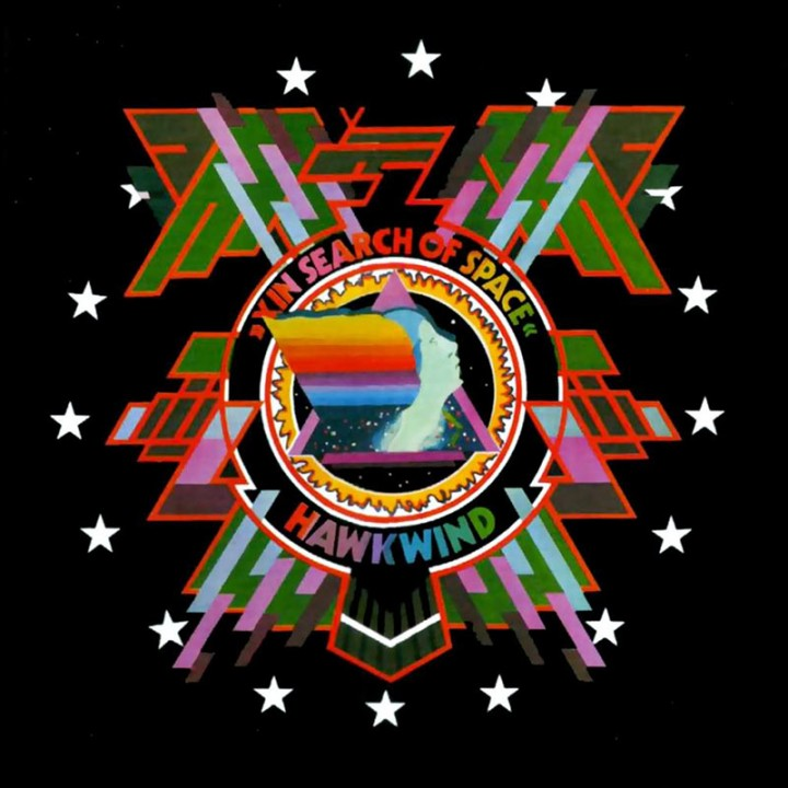 Hawkwind - In Search Of Space (Imported 2 LP)
