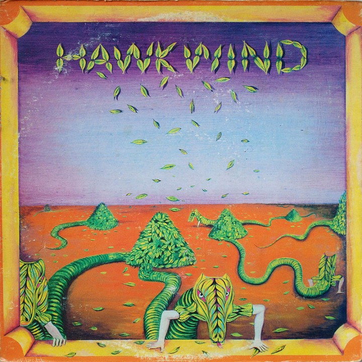 Hawkwind (Imported 2LP)