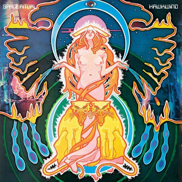 Hawkwind - Space Ritual (Imported 2 LP)