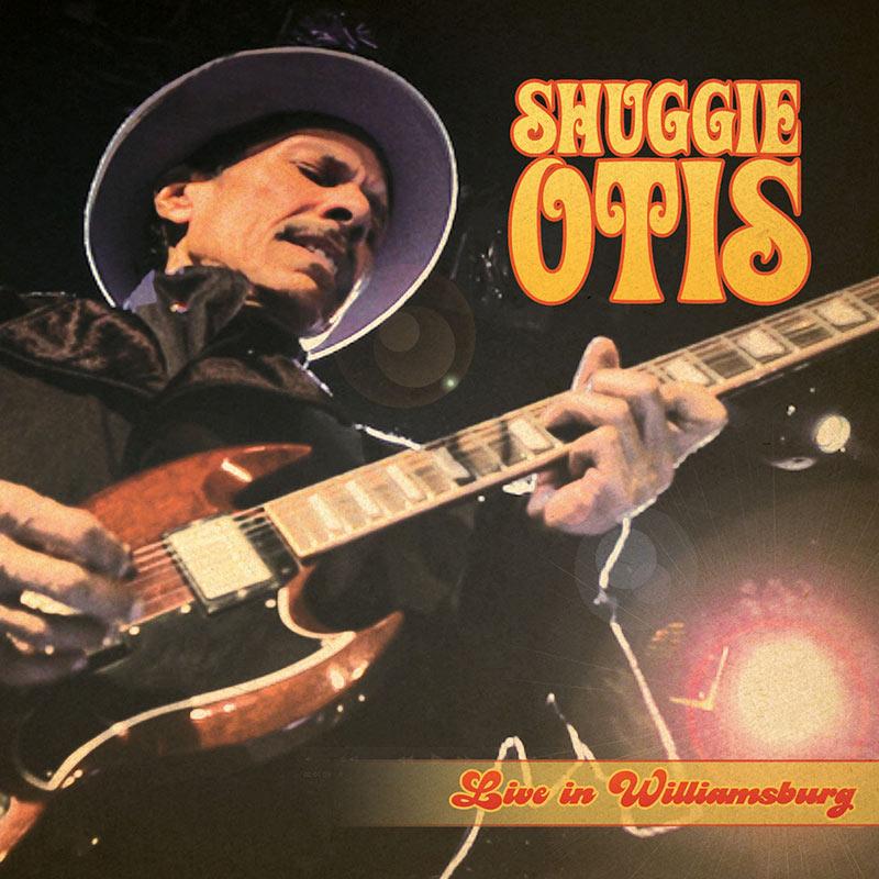 Shuggie Otis - Live In Williamsburg (CD)