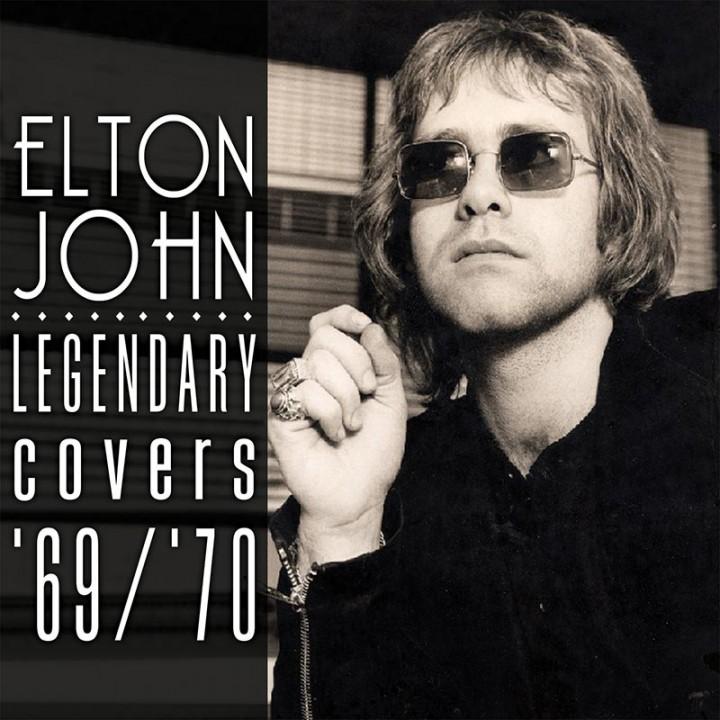 Elton John - The Legendary Covers Album 1969-70 (Limited Edition Colored LP)