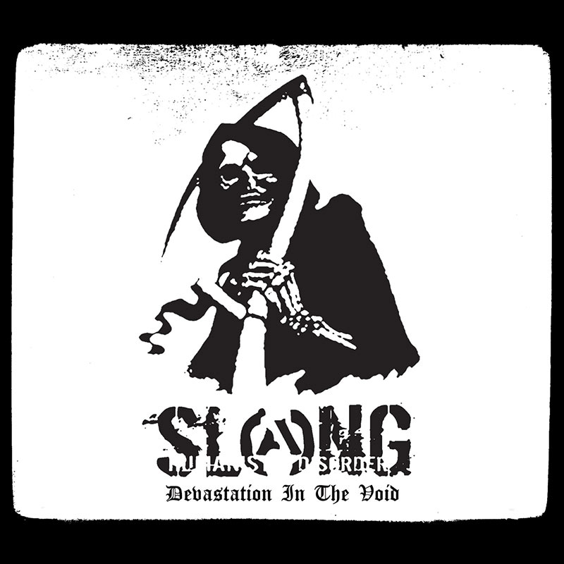 Slang - Devastation In The Void (CD)