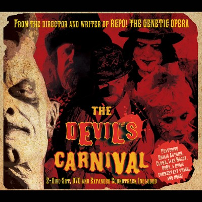 The Devil's Carnival (CD/DVD)