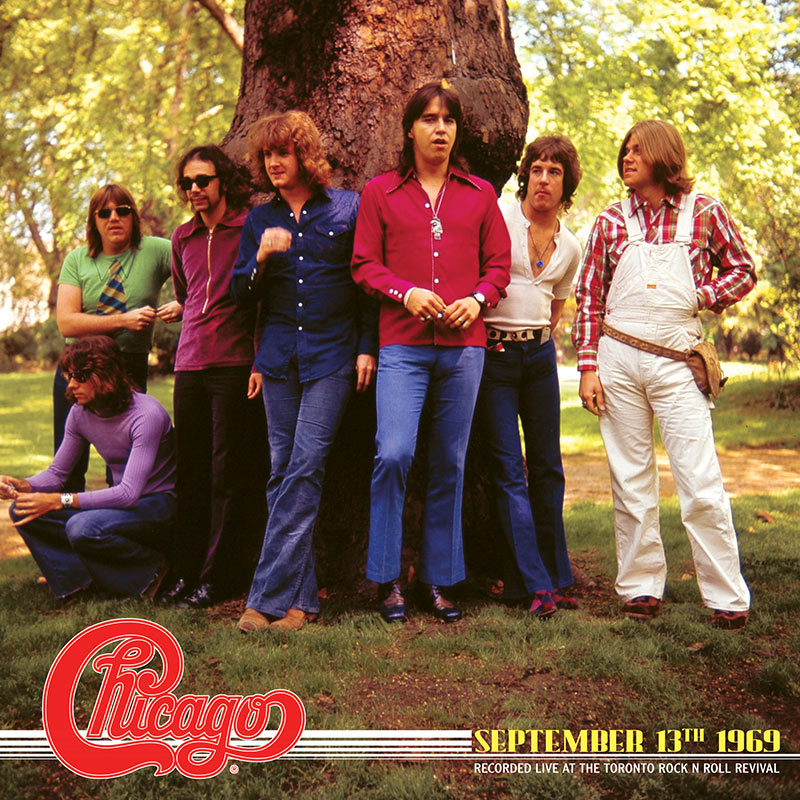 Chicago - September 13, 1969 (CD)