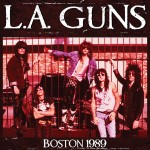 L.A. Guns - Boston 1989 (CD)