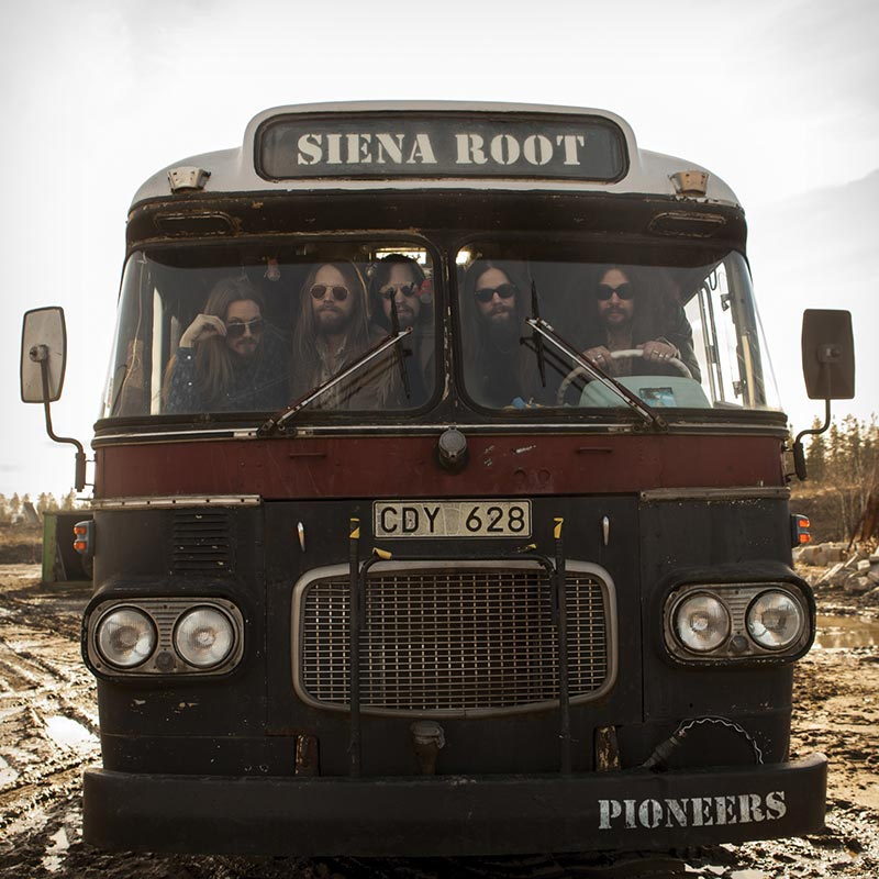 Siena Root - Pioneers (CD)