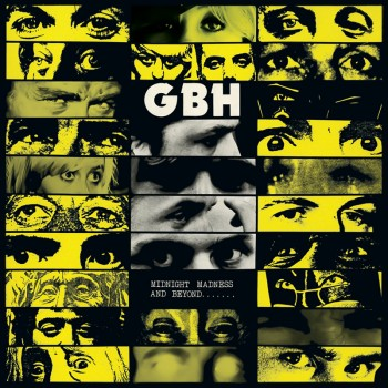 G.B.H. - Midnight Madness And Beyond... (Yellow Colored LP)