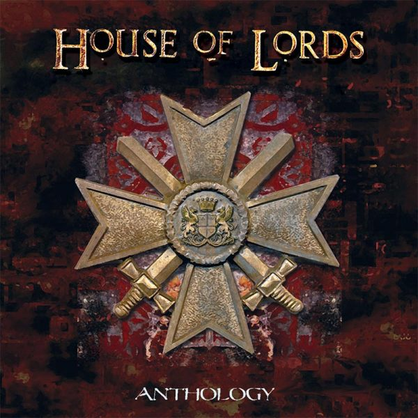 House Of Lords - Anthology (CD)