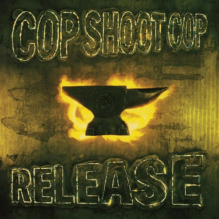 Cop Shoot Cop - Release (Limited Edition Yellow LP)