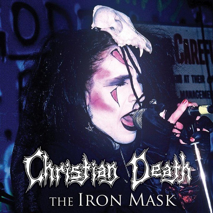 Christian Death - The Iron Mask (Limited Edition Green LP)
