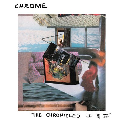 Chrome - The Chronicles i & II (CD)