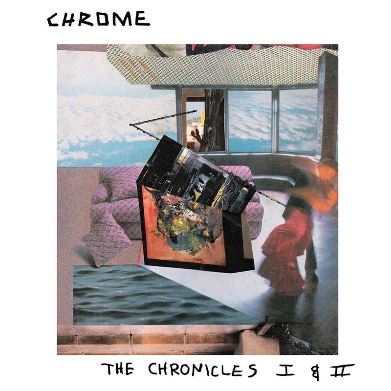 Chrome - The Chronicles i & II (CD)