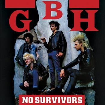 G.B.H. - No Survivors (Limited Edition Red LP)