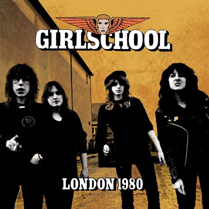 Girlschool - London 1980 (CD)