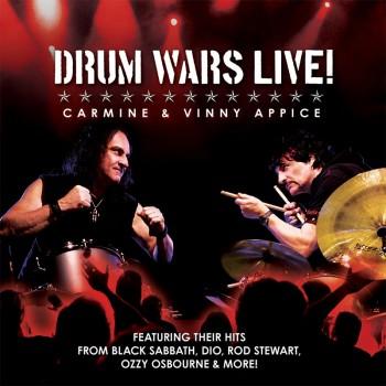 Carmine & Vinny Appice – Drum Wars Live!