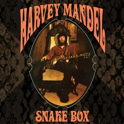 Harvey Mandel - Snake Box (6 CD Box Set)