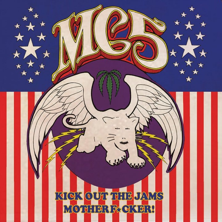 MC5 - Kick Out The Jams Motherf*cker (CD)