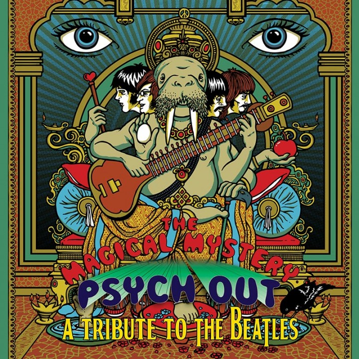 The Magical Mystery Psych-Out - A Tribute To The Beatles