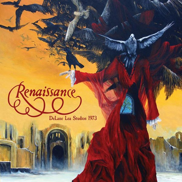 Renaissance - DeLane Lea Studios 1973 (CD)