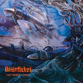 Brainticket - Past, Present & Future (CD)