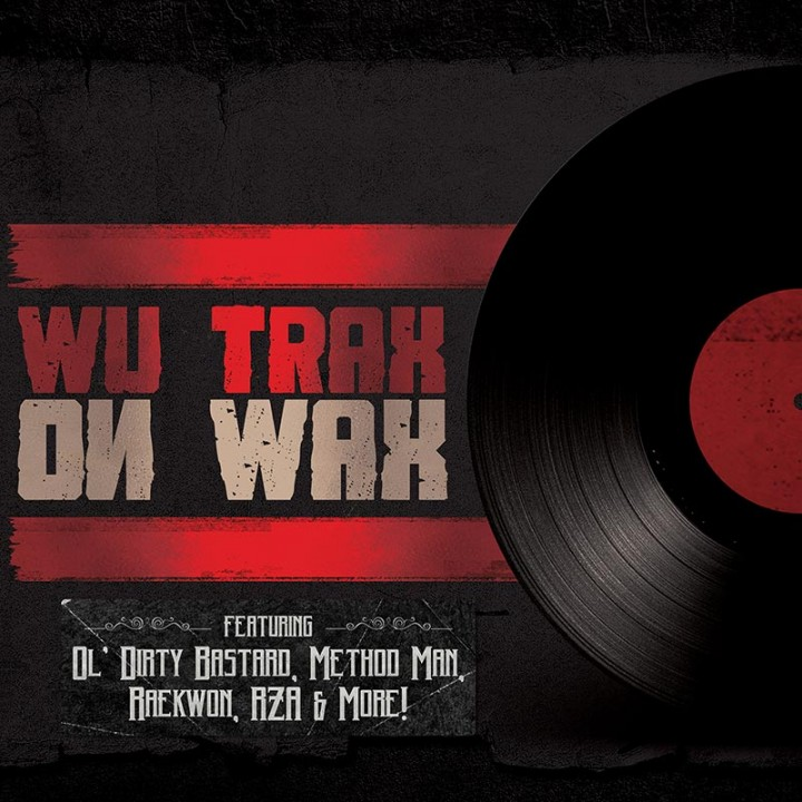 Wu Trax On Wax (Limited Edition Colored LP)