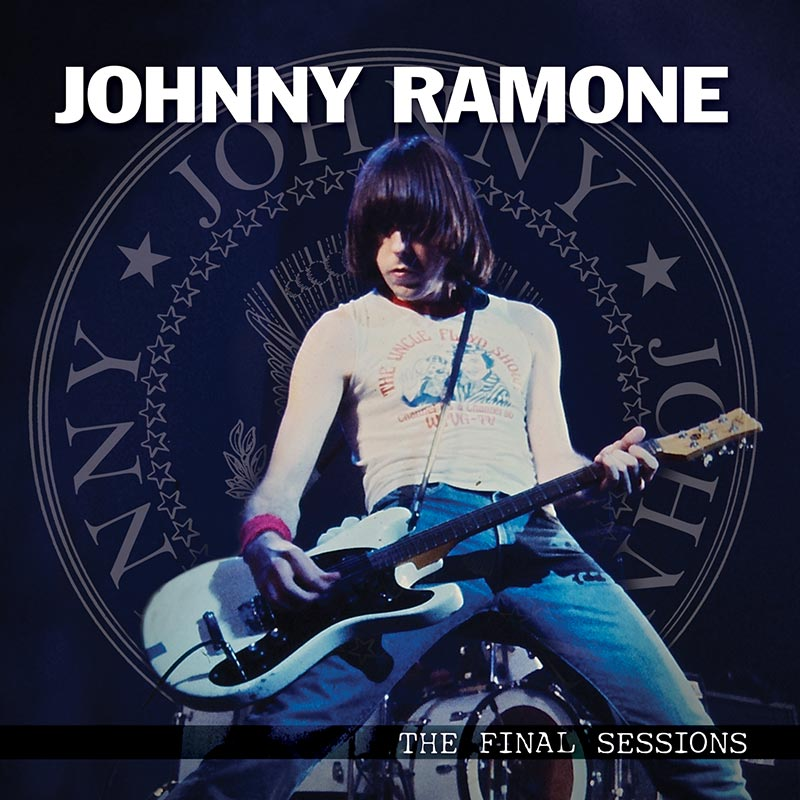 Johnny Ramone The Final Sessions Limited Edition Blue