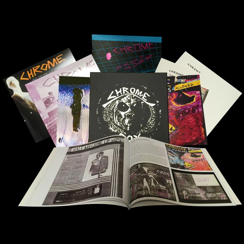 Chrome - Vinyl Box Set
