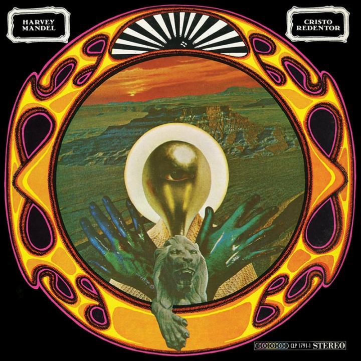Harvey Mandel - Cristo Redentor (LTD 180 GRAM LP)