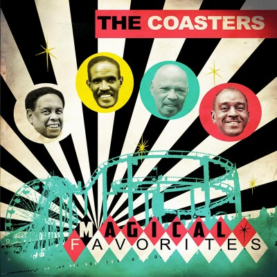 The Coasters - Magical Favorites (CD)